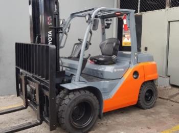 ALQUILER MONTACARGAS Forkliftec, Panamá