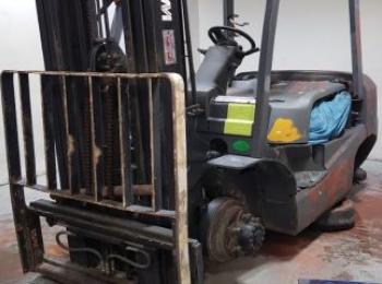 REECONSTRUCCION DE EQUIPOS Forkliftec, Panamá